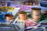 Exchange rate, money in rise