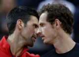 Andy Murray, Novak Djokovič