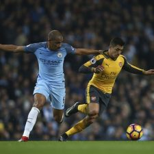 Manchester City - Arsenal Londýn