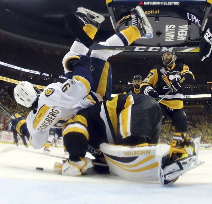Stanley Cup Predators Penguins Hockey