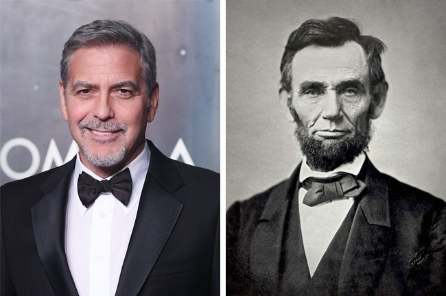 George clooney a abraham lincoln.jpg