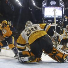 Stanley Cup Penguins Predators Hockey