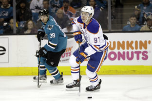 Connor McDavid, Logan Couture