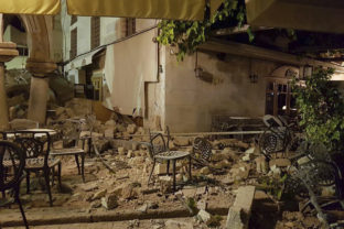Greece Turkey Earthquake