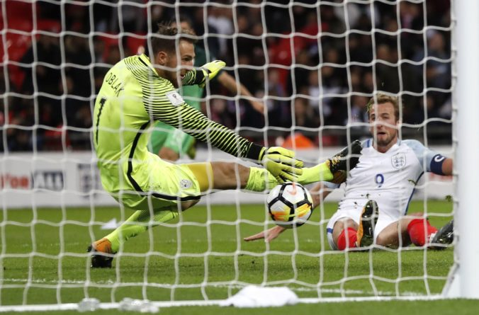 Harry Kane, Jan Oblak