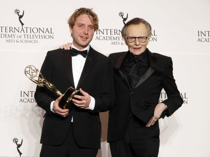 Emmy, Larry King
