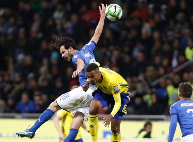 Soccer WCup 2018 Italy Sweden