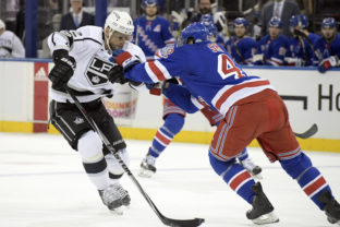 Brendan Smith, Marian Gaborik