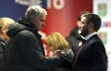 Lee Johnson, José Mourinho
