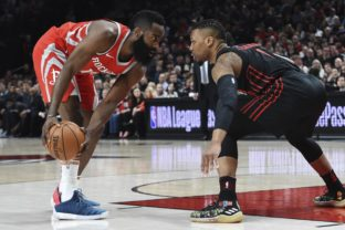Damian Lillard, James Harden