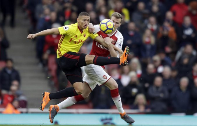 Richarlison, Rob Holding