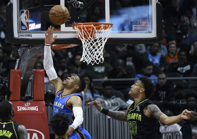 Russell Westbrook, John Collins