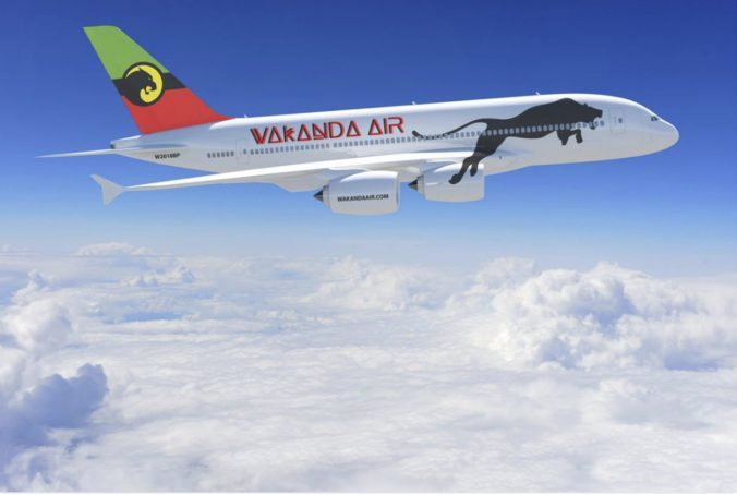 Wakanda Air
