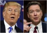 Donald Trump, James Comey