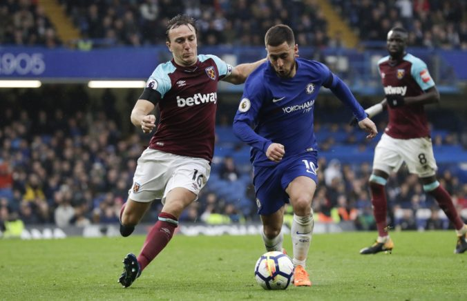 Eden Hazard, Mark Noble