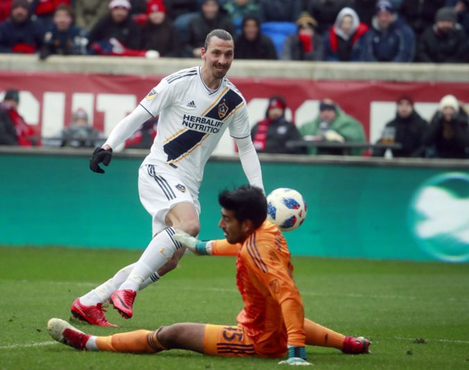 Zlatan Ibrahimovič, MLS, Los Angeles Galaxy