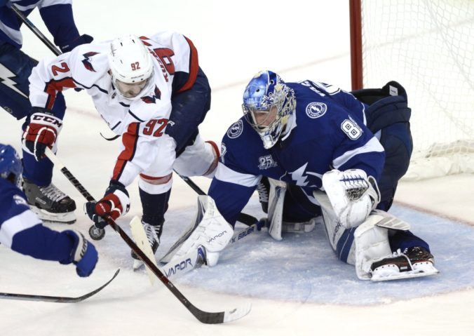 Capitals Lightning Hockey