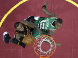 Terry Rozier, LeBron James
