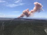 Hawaii Volcano Earthquake