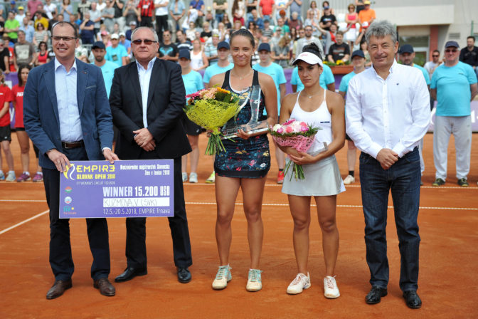 "ITF Empire Slovak Open ""100 000 USD"""