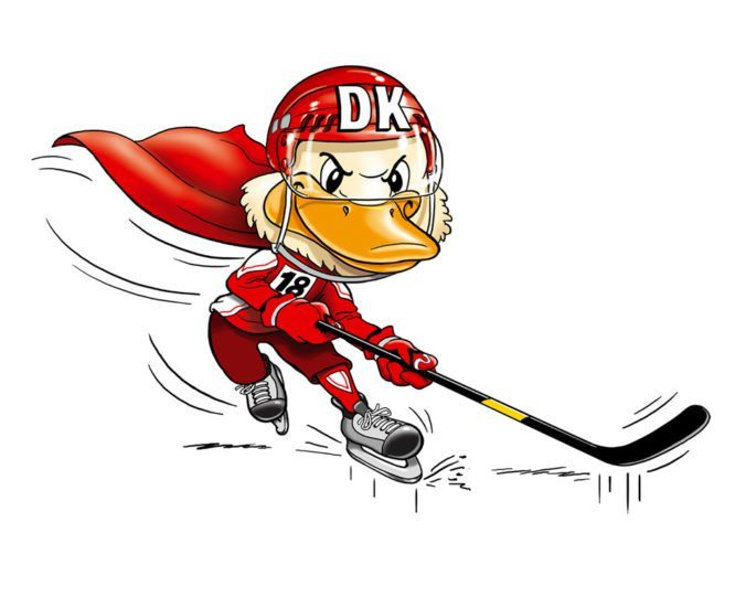 Maskot Duckly