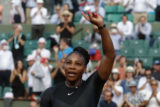 Roland Garros, Serena William