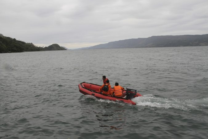 Indonesia Ferry Sinks