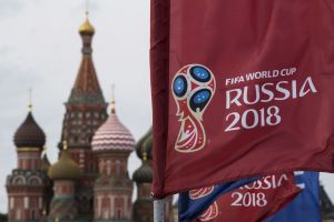Russia Soccer WCup City Moscow