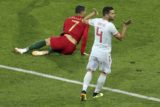 Russia Soccer WCup Portugal Spain