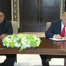 Summit Trump - Kim Čong un