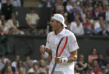 Wimbledon Tenis, Kevin Anderson