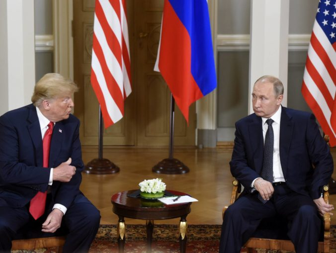 Summit Trump - Putin Helsinky 2018