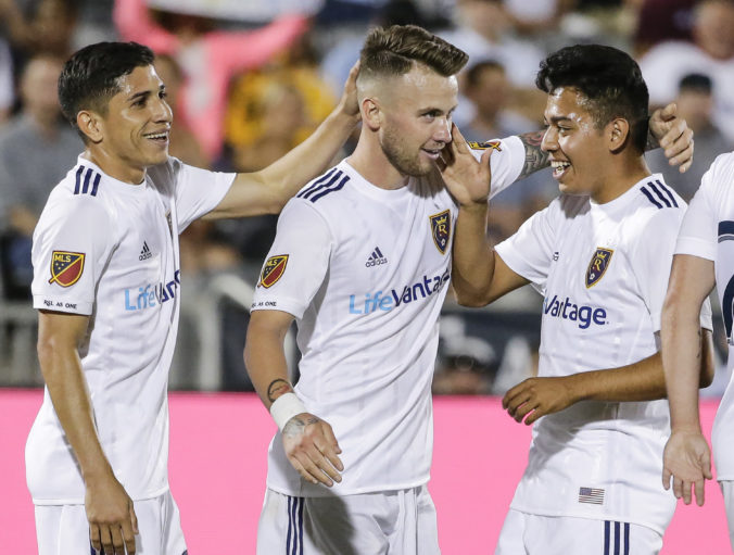 MLS, Real Salt Lake, Albert Rusnák