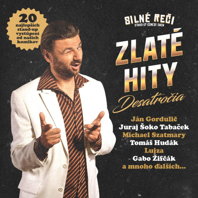 Cd zlate hity silne reci stand up comedy show.jpg