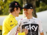 Geraint Thomas, Chris Froome