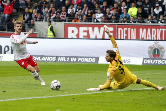 Timo Werner, Kevin Trapp