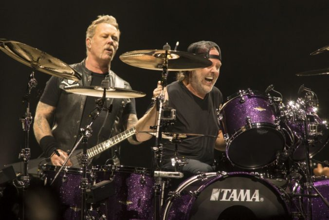 James Hetfield, Lars Ulrich
