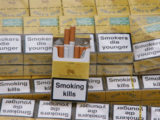 Nelegálne cigarety