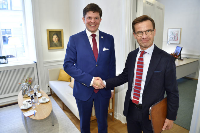 Andreas Norlén, Ulf Kristersson