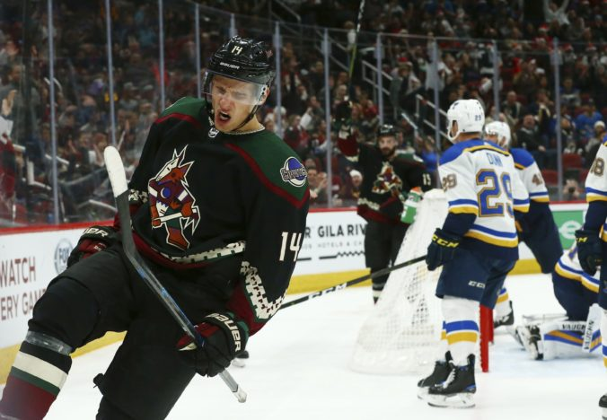 NHL, Richard Pánik, Arizona Coyotes