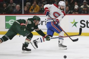 Canadiens Wild Hockey