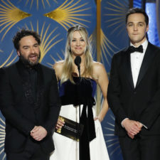 Johnny Galecki, Jim Parsons, Kelly Cuoco