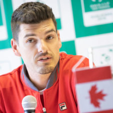Frank Dancevic, Dominik Hrbatý