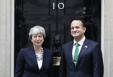 Leo Varadkar, Theresa Mayová