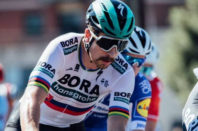 Peter Sagan, Tour Down Under 2019