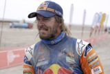 Toby Price, Rely Dakar