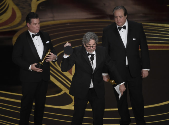 Oscar 2019, Brian Hayes Currie, Peter Farrelly, Nick Vallelonga
