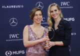 Henrieta Farkašová, Laureus World Sports Awards