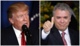 Donald Trump, Ivan Duque