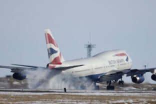 British Airways, lietadlo